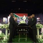 Robbie Malinga's Funeral In Pictures