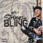 Nasty C's 'Strings & Bling' available for pre-order. Check out album art & tracklist