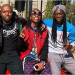 The Tbo Touch, Yeye & Robbie Malinga Jnr snap that got Twitter buzzing